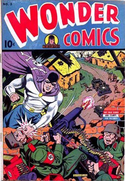 Wonder Comics Vol 1 3