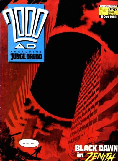 2000 AD Vol 1 595