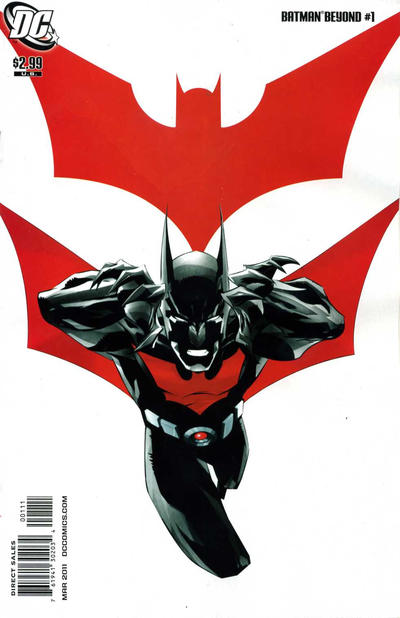 Batman Beyond Vol 4 1