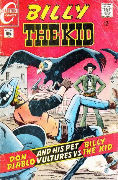Billy the Kid Vol 1 69
