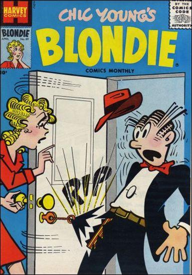 Blondie Comics Vol 1 89