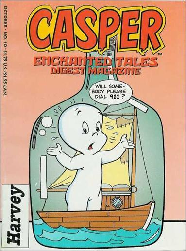 Casper Enchanted Tales Digest Vol 1 10
