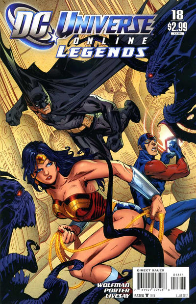 DC Universe Online Legends Vol 1 18
