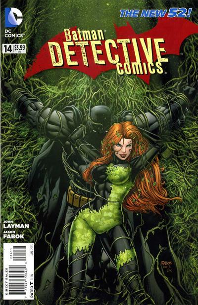 Detective Comics Vol 2 14