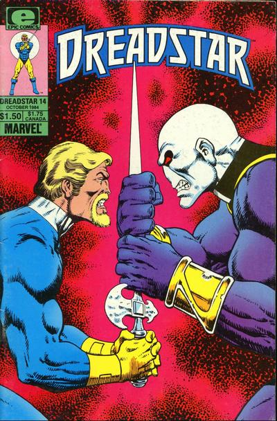 Dreadstar Vol 1 14