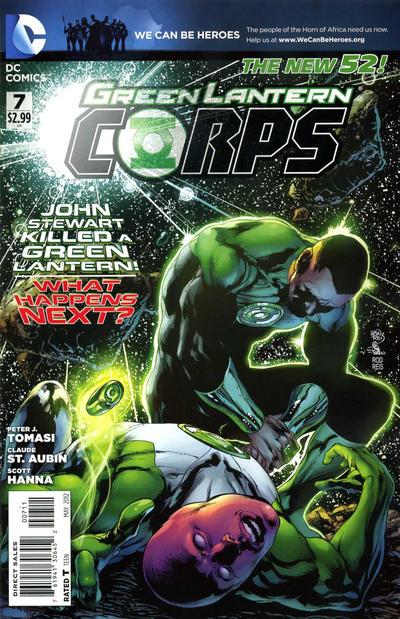 Green Lantern Corps Vol 3 7