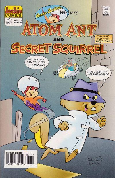 Hanna-Barbera Presents Vol 1 1