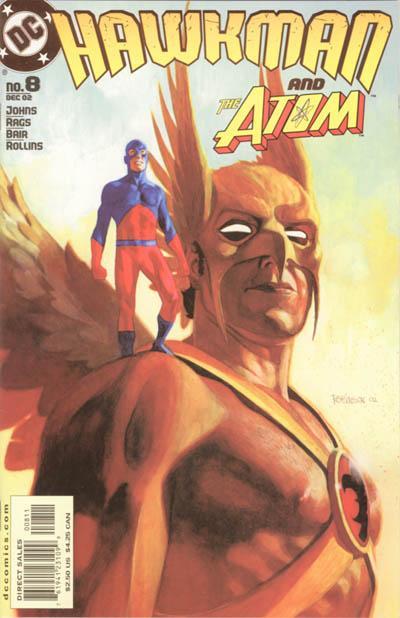 Hawkman Vol 4 8