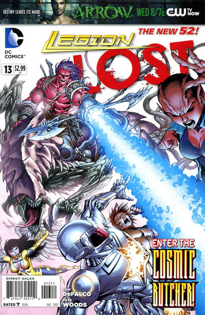 Legion Lost Vol 2 13
