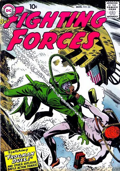 Our Fighting Forces Vol 1 24