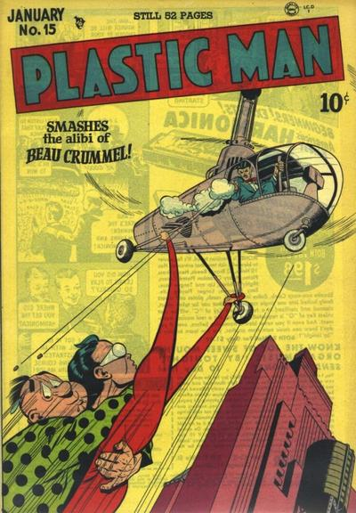 Plastic Man Vol 1 15