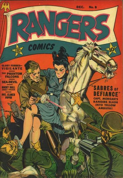 Rangers Comics Vol 1