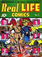 Real Life Comics Vol 1 5