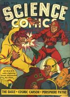 Science Comics Vol 1 6