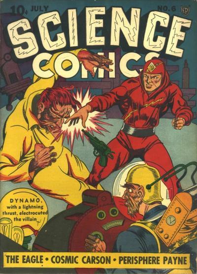Science Comics Vol 1 6