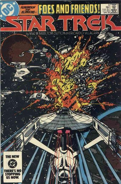 Star Trek (DC) Vol 1 3