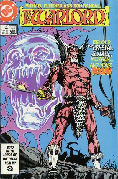 Warlord Vol 1 106