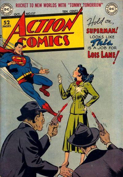 Action Comics Vol 1 137