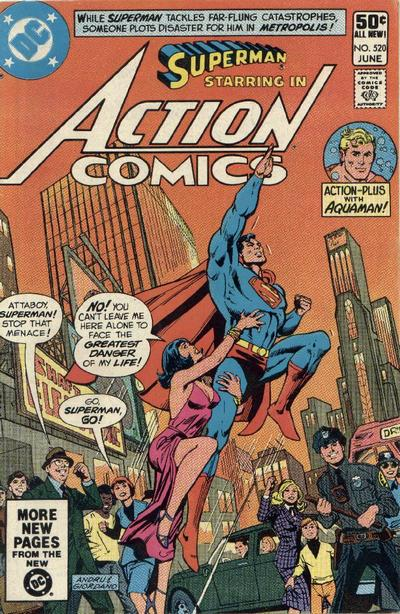 Action Comics Vol 1 520