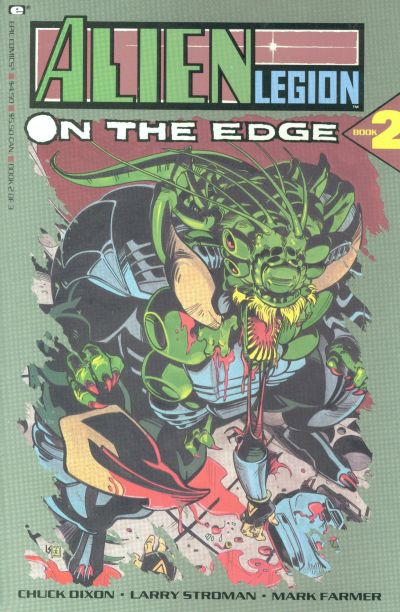 Alien Legion: On the Edge Vol 1 2