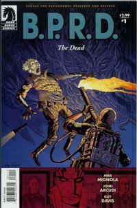 B.P.R.D.: The Dead Vol 1 1
