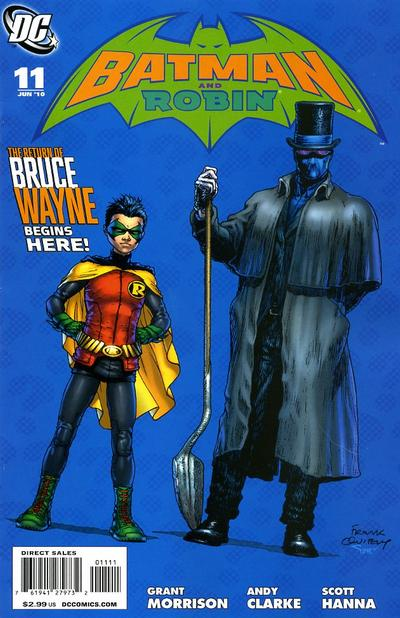 Batman and Robin Vol 1 11