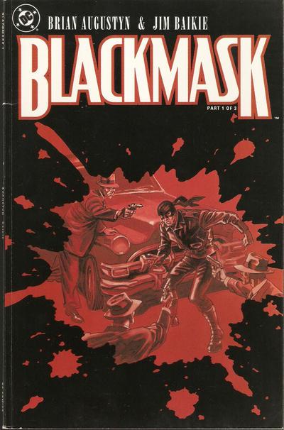 Blackmask Vol 1 1
