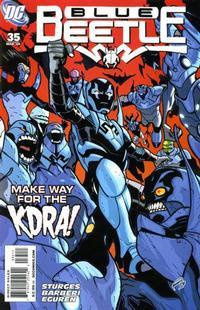 Blue Beetle Vol 7 35