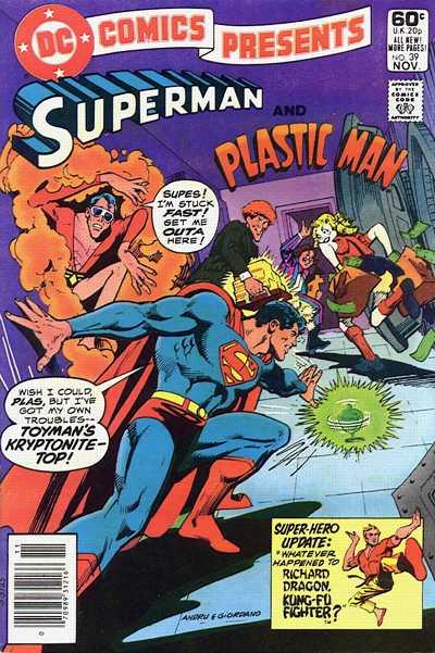 DC Comics Presents Vol 1 39