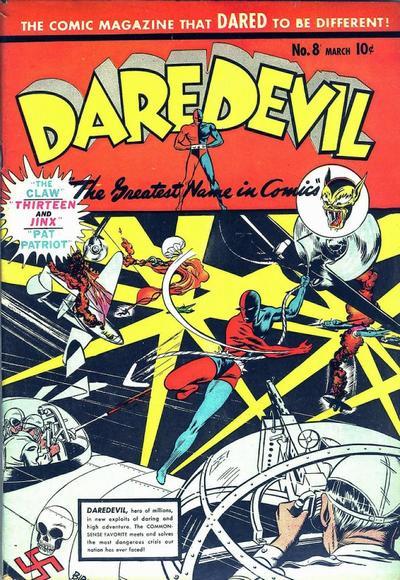 Daredevil (1941) Vol 1 8
