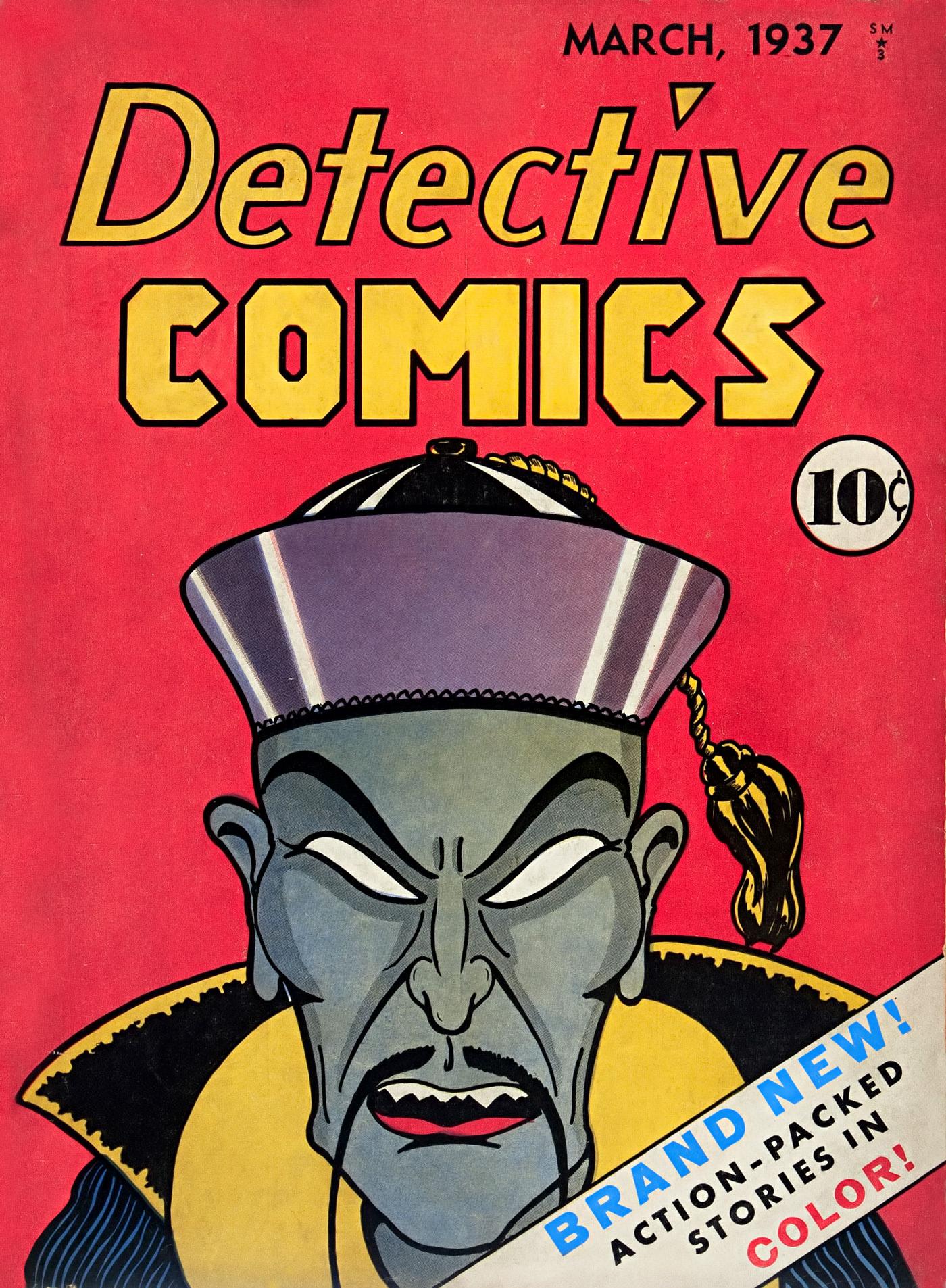 Detective Comics Vol 1 1