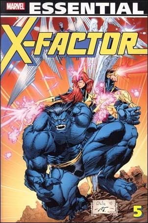 Essential X-Factor Vol 1 5