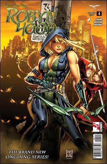 Grimm Fairy Tales Presents Robyn Hood Vol 2 4