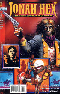 Jonah Hex: Riders of the Worm and Such Vol 1 2