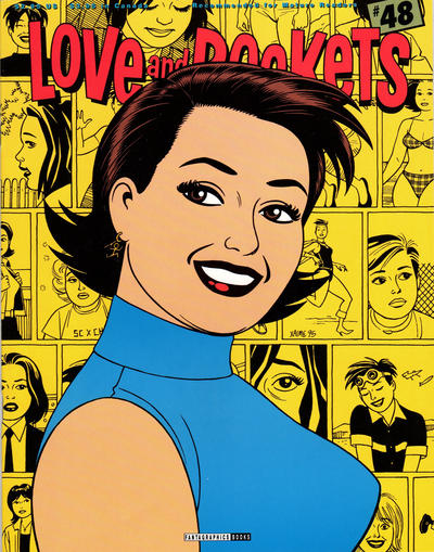 Love and Rockets Vol 1 48
