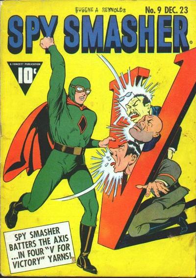 Spy Smasher Vol 1 9