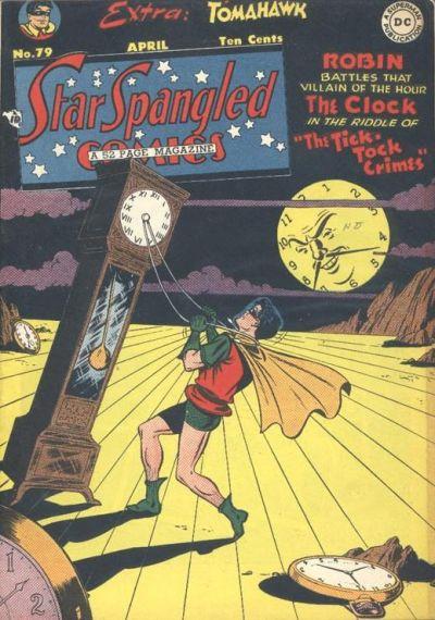 Star-Spangled Comics Vol 1 79