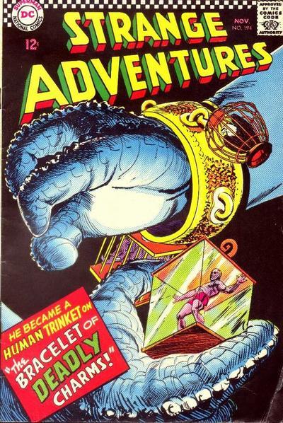 Strange Adventures Vol 1 194