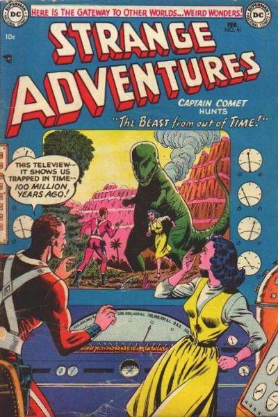 Strange Adventures Vol 1 41