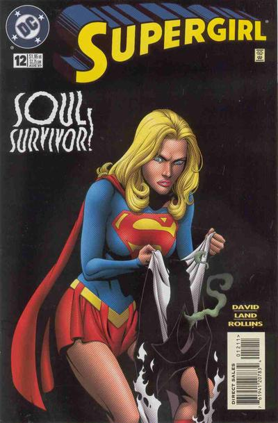 Supergirl Vol 4 12