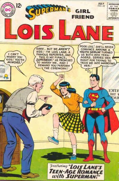 Superman's Girlfriend, Lois Lane Vol 1 42