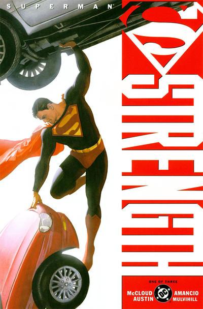 Superman: Strength Vol 1 1