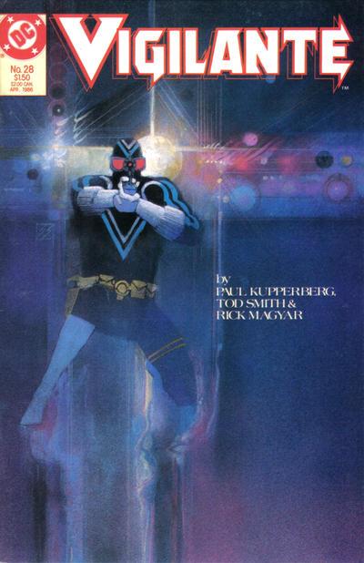 Vigilante Vol 1 28