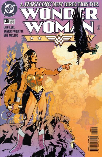 Wonder Woman Vol 2 139