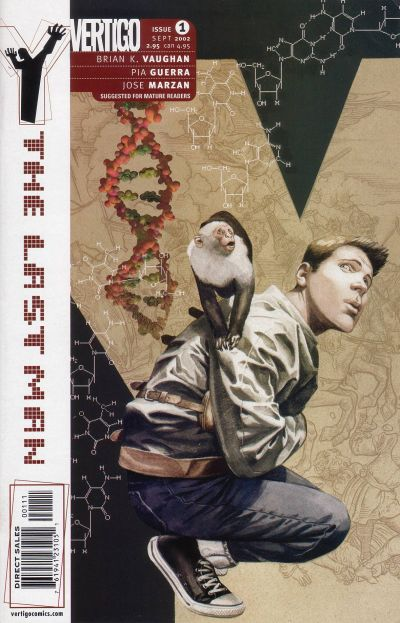 Y: The Last Man/Covers