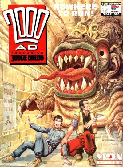 2000 AD Vol 1 603