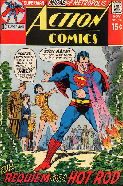 Action Comics Vol 1 394