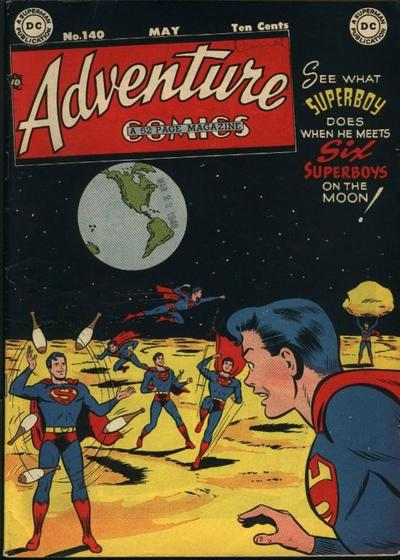 Adventure Comics Vol 1 140