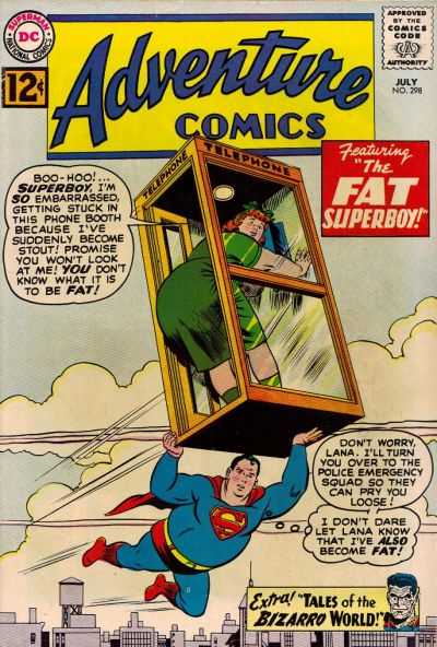 Adventure Comics Vol 1 298