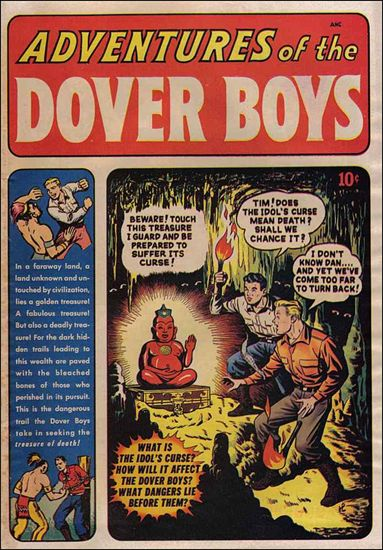 Adventures of the Dover Boys Vol 1